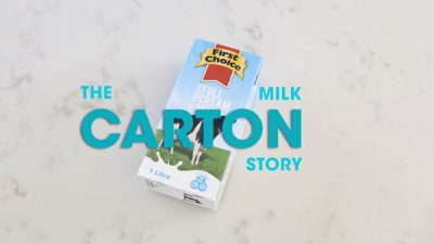 The First Choice Milk Carton Story