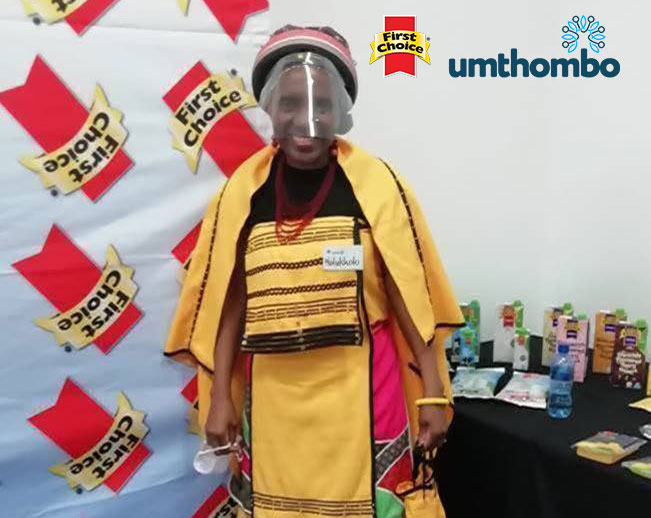 Umthombo INITIATIVE AIMED AT WOMEN IN TOWNSHIP ECONOMY
